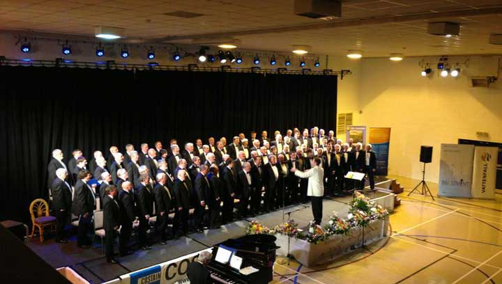 Welsh Choir Pendyrus