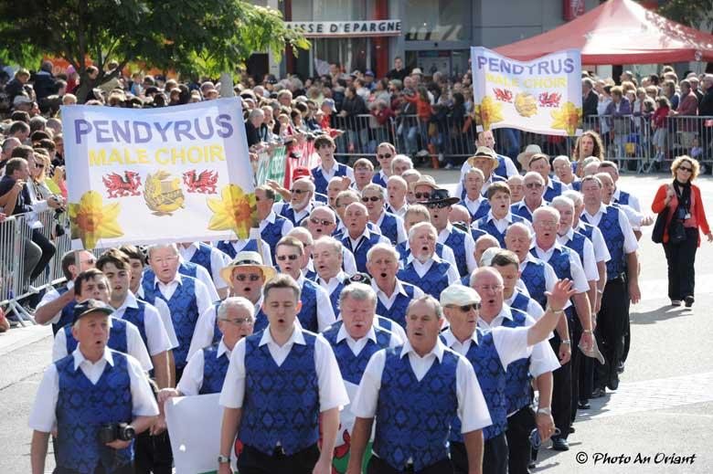 Welsh Choir Pendyrus