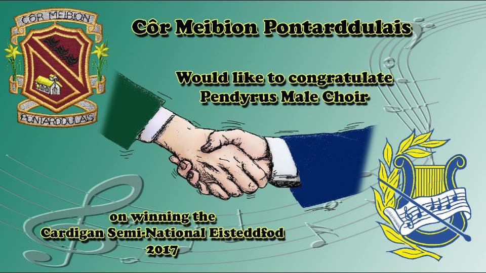 Pontarddulaiscongrats